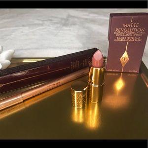 ✨NEW✨Pillowtalk Lip Set!!! (Liner and Lipstick)